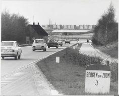Antwerpsestraatweg Bergen op Zoom (jaartal: 1960 tot 1970) - Foto's SERC