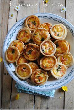 41 Ideas for brunch buffet recipes mini quiches Mini Quiches, Make Ahead Brunch, Healthy Brunch, Tapas, Cuisine Diverse, Brunch Buffet, Ramadan Recipes, Cooking Recipes, Healthy Recipes
