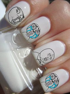 Hey, I found this really awesome Etsy listing at http://www.etsy.com/listing/128963282/meme-facebook-nail-decals