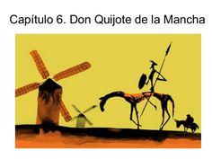 Cap 6 Don Quijote. Raquel Andres Gimeno