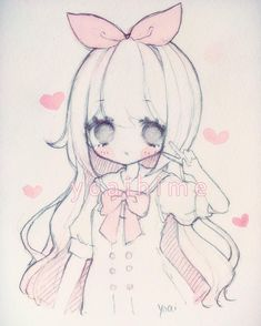 Just small reminder~ often people ask me if they can try my style- I am 100% okay with that, you don't need to ask c: all artists take inspiration from other artists to develop their own style (even my own style is always evolving) *^* ~The only thing I actually have a problem with is tracing/art theft. #chibi #sketch