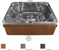Have you seen the 8-seat Gleam spa? In addition to the signature Raio™ lighting system, the Gleam features multi-color exterior lighting which is great for creating ambiance. For more info and reviews, visit our website. http://mcpsvail.com/vail-pool-spa/spas/#?durl=http://n1744496896.tubtap.com/spas/hot%2520spring/limelight/gleam