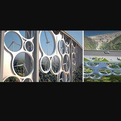 Os arquitetos criaram um novo conceito de ponte que agrega geradores de energia eólica e solar em seu design. O conceito batizado de Solar Wind usa o espaço existente no vão de uma ponte no sul da Itália para instalar 26 turbinas de vento o que poderia gerar 36 milhões de kWh anualmente. Sobre a ponte painéis solares no lugar do asfalto ficariam responsáveis por gerar 11 milhões de kWh por ano segundo os designers. Projeto prevê instalação de turbinas eólicas no vão de ponte O asfalto seria…