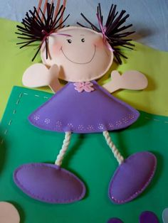 Cool Art Projects Projects For Kids Sewing Projects Crafts To Make Felt Crafts Crafts For Kids Fabric Toys Animal Pillows Busy Book Kids Crafts, Felt Crafts, Crafts To Make, Fabric Crafts, Sewing Crafts, Peg Doll, Doll Toys, Doll Carrier, Fabric Toys