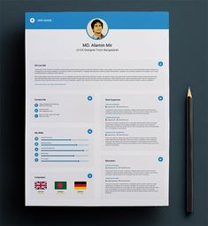 Free Clean  Minimal Resume Template  Jobs    Template