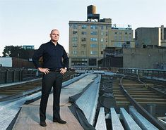 INTERVIEW: Architect James Corner On NYC's High Line Park
