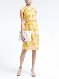 women:dresses by occasion banana-republic