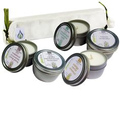 Greenfire All Natural Massage Oil Candles, Assorted Fragrance Blends: Lavender Sandalwood Vanilla Peppermint Eucalyptus Basil, and More, 5 Pack (Travel Size 1 Fluid Ounce Each) *** Awesome product. Click the image : vanilla essential oil