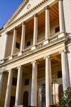 20 best palladian architecture images on pinterest andrea palladio villa cornaro ora gable uno dei capolavori di andrea palladio considerata una delle fandeluxe Gallery
