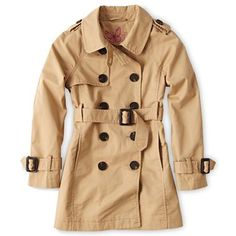 Joe Fresh™ Trench Coat