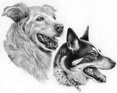 Charlotte and Marlie by AthenaTT on DeviantArt