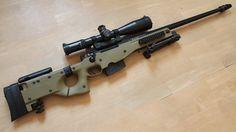 Accuracy International L115 Rifle | Las mejores y peores armas de fuego del Counter