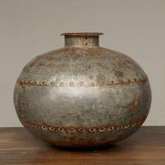 Iron pot - various finish ATVMBRA3795