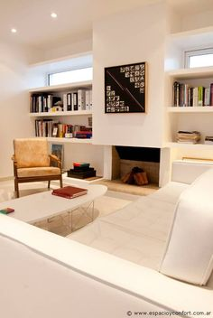 Armonía y sensibilidad plástica - Casas - EspacioyConfort - Arquitectura y decoración
