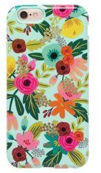 Rifle Paper Co Mint Floral iPhone 6 / Case