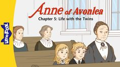 Anne of Avonlea 5: Life with the Twins | Level 7 | By Little Fox