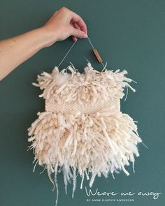 Rya-weaving