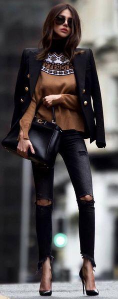 ba718dfc05ba 1080 úžasných obrázkov z nástenky Fashion outfit inspirations v roku ...