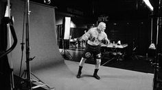 Behind the Scenes at SummerSlam: photos