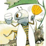 Ο τζίτζικας   Ανδρονίκη, η νηπιαγωγός. Tigger, Pikachu, Disney Characters, Fictional Characters, Fantasy Characters
