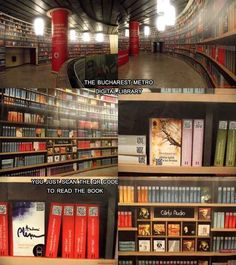 There are digital libraries....2014 is the future