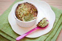 Zapiekanka dla dziecka- cielęcina, brokuły i ryż