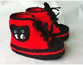 Red & Yarn by Natasha on Etsy