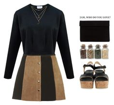 """""""to be loved and to be in love..."""" by zerina93 ❤ liked on Polyvore featuring moda, Topshop, BOSABO y Charlotte Russe"""
