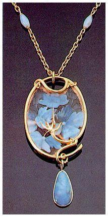 René Lalique Pendant