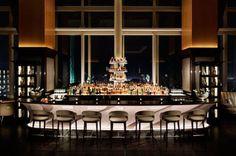 "The Ritz-Carlton, Tokyo""The Bar"" by Japan's Design Studio SPIN"