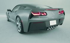 2014 Chevrolet Corvette Stingray's Design Evolution on Hot Rod Unlimited - WOT on Motor Trend