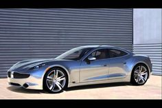 Couldn T Decide Between A Sports Car And An Off Road Jeep Solar Ed Hybrid Fiskar Karma Vintage Porsche On The Agai