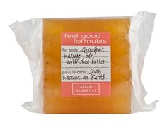 Feel Good Formulas Grapefruit & Shea Butter Massage Soap