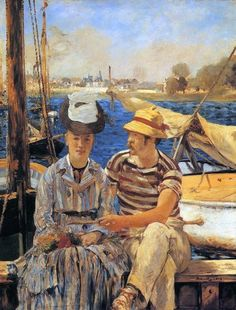 edouard manet paintings most famous - Google Search