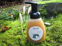 Vanilla Facial Wash - Made from Vanilla Extract, Ylang Ylang Essential Oil, and Organic Botanical Ingredients