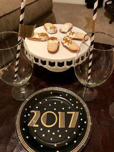 New Year's Eve Celebrations and Decor Party Ideas | Mrs. Erica's Blog