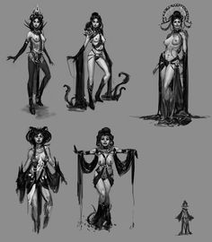 God of War Ascension Pictures Characters Concept Artwork 44