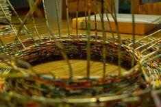 Calabash Bazaar: Wianek Easter Wreaths, Basket Weaving, Hanging Chair, Wicker Baskets, Zentangle, Flowers, Blog, Decor, Paper Crafts