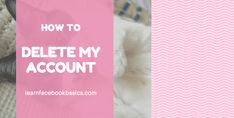 How to Delete My Account On Facebook in less than 5 Seconds