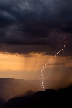 Lightning bolt rain storm sky clouds lightning autumn Let us walk in the thunderstorm