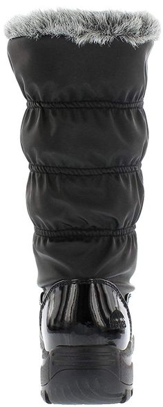 18ccba248129 Totes Womens Rogan Snow Boot Black Waterproof Soft Sole Winter Boot Size  Available in Wide Width and Wide Calf Fit *** You can get additional  details at the ...