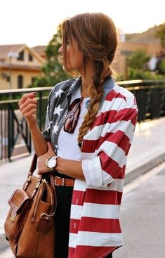 #street #style what will you wear this fourth? @wachabuy