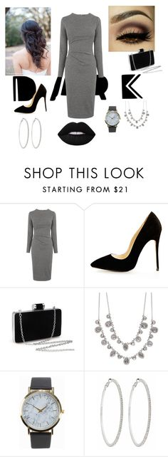 """""""Untitled #122"""" by rebeccaball37 on Polyvore featuring Whistles, Hazel Brown, Givenchy, NLY Accessories, Roberta Chiarella and Lime Crime"""