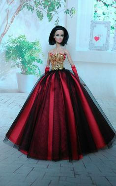 """NEW Outfit DRESS for dolls 12"""" Fashion Royalty, FR2 