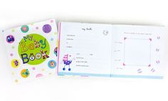 Groupon - Baby Record Book: My Baby Book. in Online Deal. Groupon deal price: $6.99