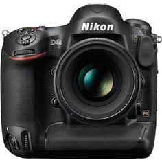 Câmera Nikon DSLR D4s - Corpo da Câmera