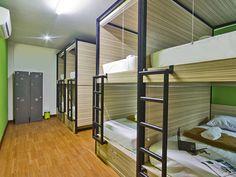 CX hostel bali