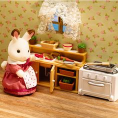 Calico Critters Deluxe Kitchen Set « Blast Groceries