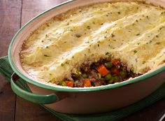 Beef Cottage Pie from Publix Aprons