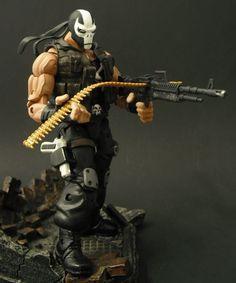 Crossbones V2 (Marvel Legends) Custom Action Figure